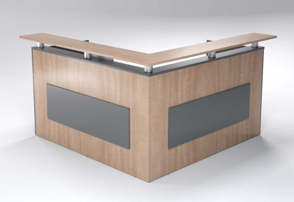 Discovery 1800 X 1800mm L Shape Counter