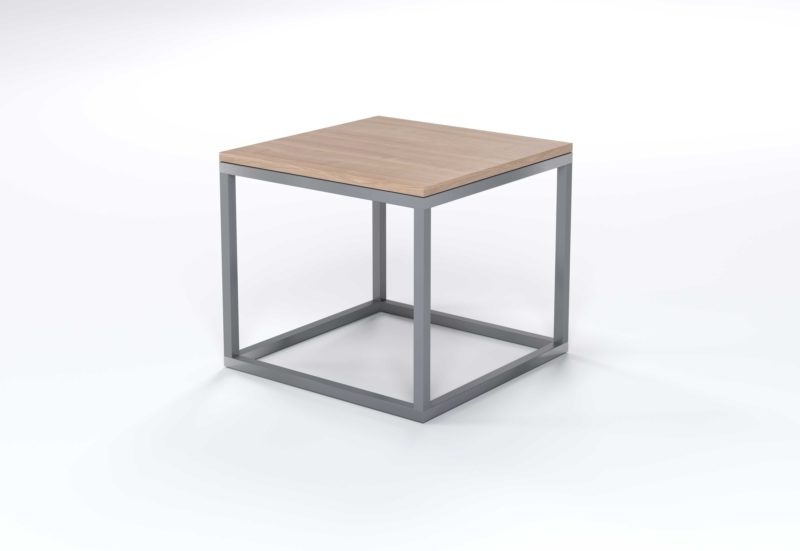 622671001 - 450 X 450 X 400MM SQUARE COFFEE TABLE